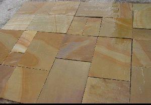 Camel Dust Sandstone Paving