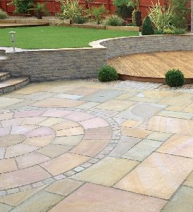 Natural Cleft Paving