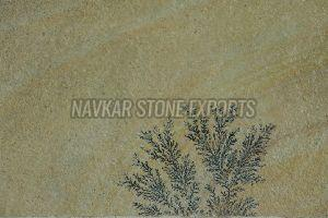 Mint Fossil Natural Sandstone Paving