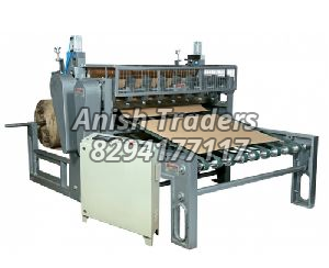 Automatic Roll To Circle Paper Cutting Machine