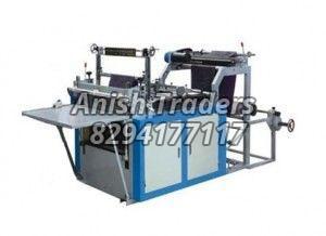 Semi Automatic Non Woven Bag Making Machine