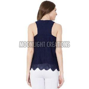 Ladies Half Sleeves Top