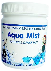 Aqua Mist Natural Drink Mix Powder