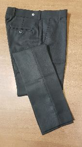 Mens Gray Formal Trouser