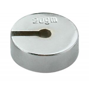 20gm. Slotted Weights