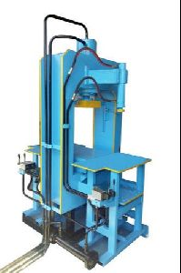 Manual High Pressure Paver Block Machine