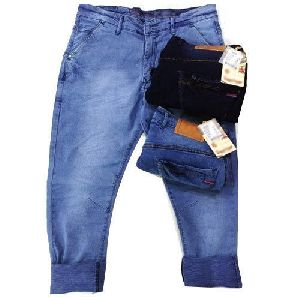 Boys Regular Fit Denim Jeans