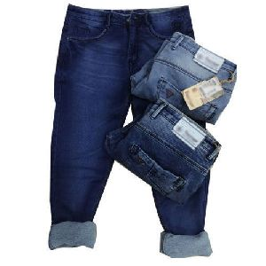 Boys Slim Fit Denim Jeans