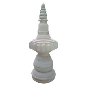 Marble Light Stand