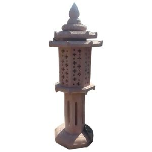 Sandstone Light Stand