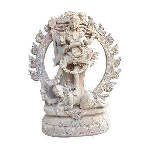 Sandstone Natraj Statue