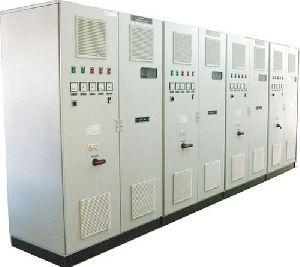 PLC & HMI Based Control Panel