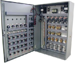 Relay Based Control Panel