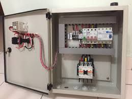 SSR Based Control Panel