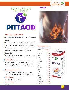 Pittacid Antacid Syrup