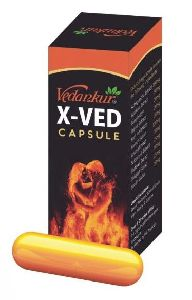 X-VED Sexual Health Capsule