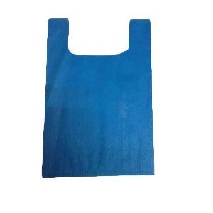 Plain U Cut Non Woven Bag
