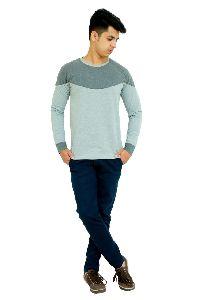 Mens Stylish Full Sleeve T Shirt