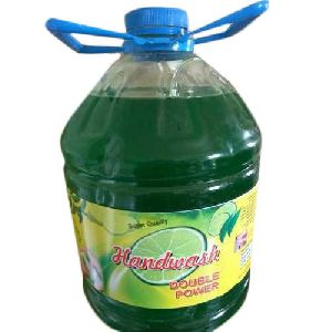 Green Liquid Hand Soap