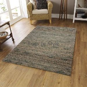Handmade Natural Fiber Made Floor Jute Rug