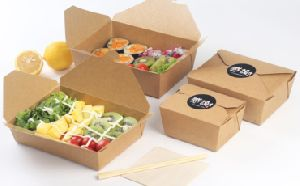 Paper Food Boxes
