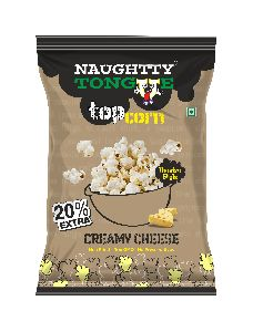 Naughty Tongue Cream Cheese Flavored Popcorn