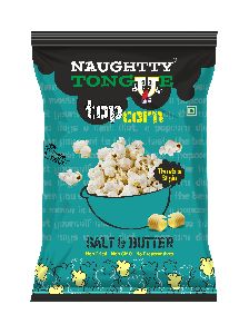 Naughty Tongue Salt & Butter Flavored Popcorn