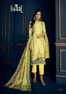Zulekha Vol 2 Dress Material