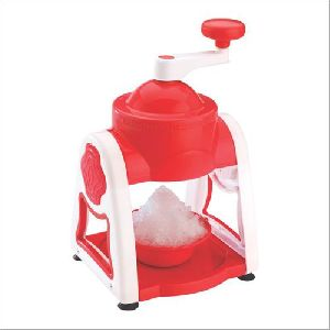 Plastic Ice Crusher