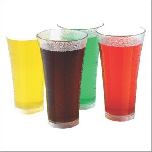 Soft Drink Glasses