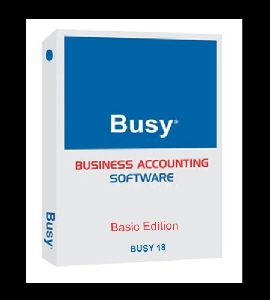 Busy Accounting Software (Basic Edition)