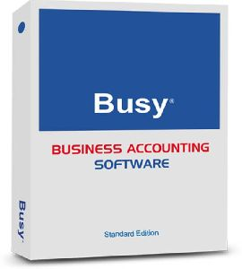 Busy Accounting Software (STANDARD EDITION)