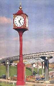 Pillar Clocks