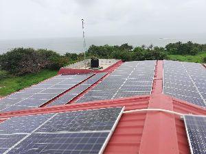 GEDA – Goa Energy Development Authority 185KW