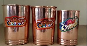Tirange Copper Glass