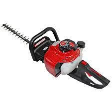 Double-Sided Hedge Trimmer