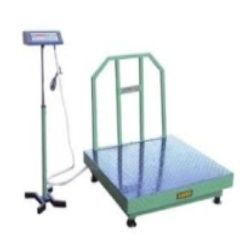 Heavy Platform Weighing Scale