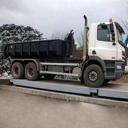 Top Loading Pitless Weighbridge