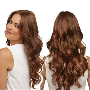 Ladies Light Brown Wig
