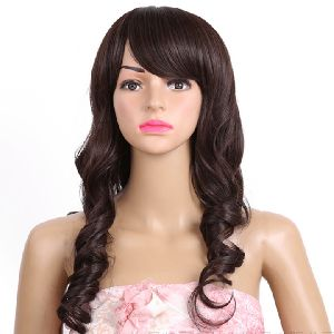 Ladies Wavy Hair Wig