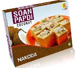 Coconut Soan Papdi