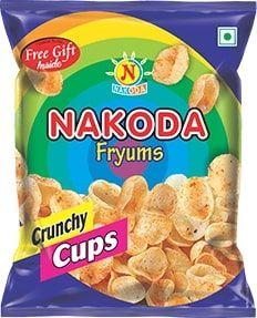 Crunchy Cups Fryums