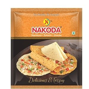 Delicious & Crispy Papad