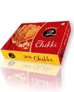 Dry Desi Chikki