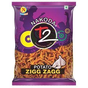 Potato Zigg Zagg Namkeen