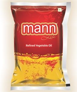 Refined Vegetable Oil
