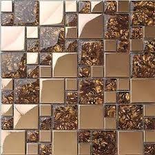 Zinc Digital Wall Tiles