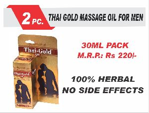 Thai Gold Herbal Oil
