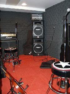 Acoustic Treatment For Music Room
