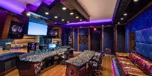 Acoustic Treatment For Recording Studio